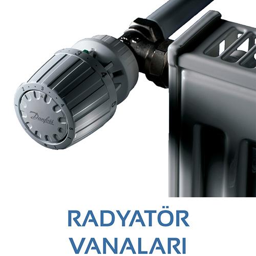 Radyatör Vanaları
